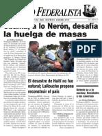 SA01 Federalista Color