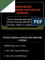 K31 Komplikasi OMSK