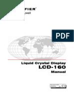 LCD-160 51850