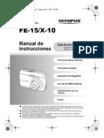 OLYMPUS X-10