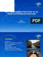 3- MPOB's Guidelines for Oil Palm on Peat (Tarmizi)