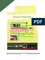 field trip booklet 2013