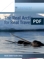 Arctic Kingdom Expedition Guide 2013