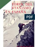HISTORIA DEL MONTAÑISMO EN ESPAÑA