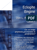 Eclogite Engine