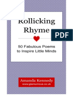 Rollicking Rhyme
