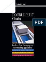 l10768 Double Plus Chain and Sprockets