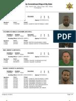 Peoria County inmates 04/01/13