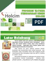 Program K3 Pada Perusahaan Semen