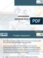 Adhigrahan 2012_Case Study