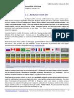 2012 Outlook Europa Vest Si Sua-Analisti Realisti Nu Mincinosi