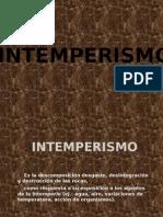 Intemperismo