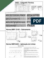 Desenho Técnico (1º Aula Prática)