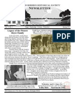 Spring 2013 Newsletter - North Berrien Historical Society