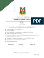 1st Sem Form 5(Paper 1)