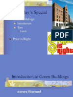 Intro to Green Buildings
