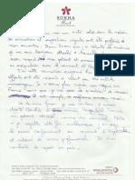 La lettre du médecin de Koh Lanta