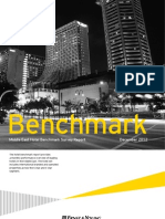 Hotel Benchmark Survey December 2012
