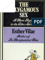 The Polygamous Sex by Esther Vilar