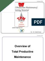 TPM Training Material