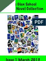 Pine Glen Graphic Novel Issue 1