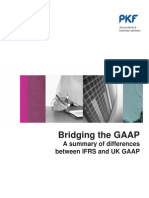 Bridging the GAAP