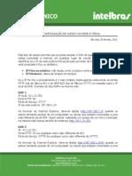 DVR - CONFIGURAÇÃO DE ACESSO VIA REDE EXTERNA-1