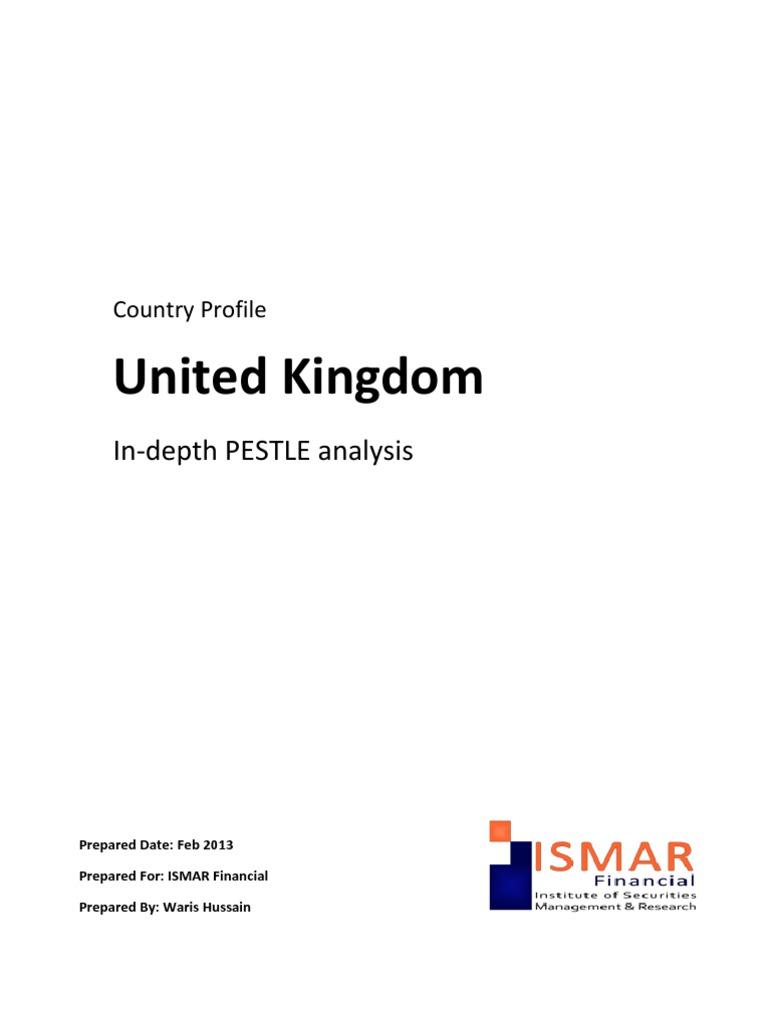 UK PESTLE ANALYSIS Part 1.docx | United Kingdom | Parliament Of The ...