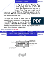 Fluid Flow Dividers