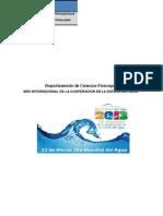 Planificacion Departamental 2013