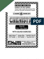 HandBOOK of Chemistry 12 Majeed Sons