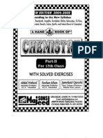 HandBOOK of Chemistry 12 Majeed Sons