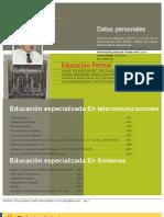 Curriculum Axe