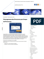 Fluxograma dos Processos por Grupo de Processos _ Diego Macêdo - Analista de T.I