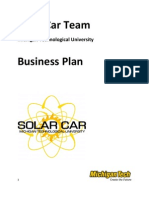 Solar Business Plan