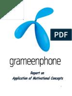 Grameenphone(Motivation)Trm Paper Mgt211