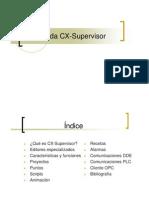Cx Supervisor