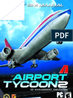 Airport Tycoon 2 - Manual - PC
