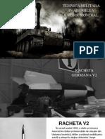 Tehnica militara in al Doilea Razboi Mondial