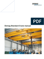 Cranes DEMAG Catalogue