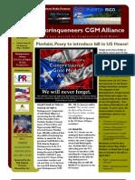 Borinqueneers CGM 4-1-2013 Update