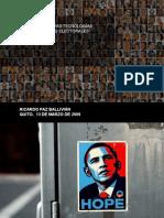 Uso nuevas tecnologías en campañas electorales