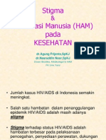 Stigma, Ham & Kesehatan-blok Imun