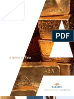 Barrick Annual Report 2011