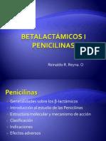 Betalactámicos I Penicilinas