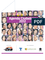 Agenda Ciudadana 2012