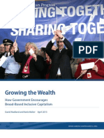 Growing the Wealth