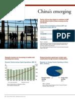 China's Emerging Travel Market