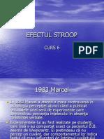 Efectul Stroop.curs6