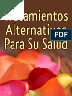 Reporte Tratamientos Alternativos Para Su Salud